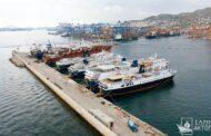 Πυρκαγιά σε πλοίο στο Νέο Μόλο Δραπετσώνας - Συνελήφθησαν Τεχνικός Ασφαλείας και Ναύκληρος