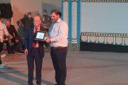 Δήμος Κορυδαλλού: Βράβευση Καραγκιοζοπαίχτη Θανάση Σπυρόπουλου