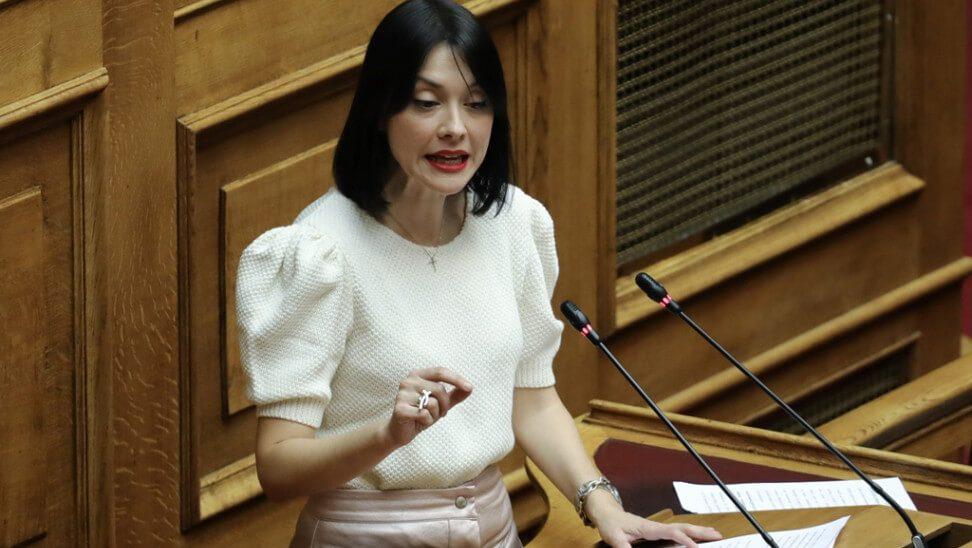 Γιαννακοπούλου: «Tο Γραφείο Τύπου του ΚΙΝΑΛ δεν είναι Γραφείο Τύπου της ηγεσίας»