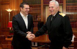 O Αποστολάκης άδειασε τον Τσίπρα για τις φρεγάτες: «Εξαιρετική η επιλογή των γαλλικών φρεγατών»